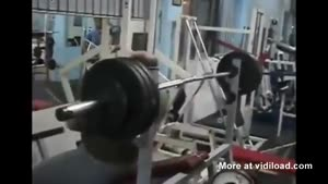 Belly Bench Press