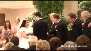 Ring Bearer Passes Out During Wedding