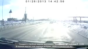 Crazy Highway Crossing