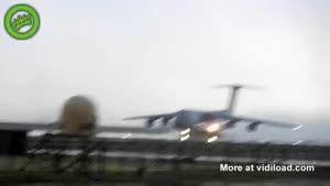Big Puddle On Runway