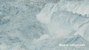 Largest Glacier Calving Ever Filmed