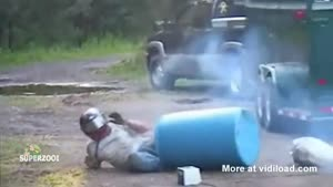 Airbag Explosion Compilation