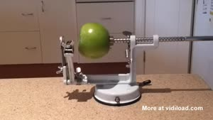 Coolest Apple Cutting Machine Ever