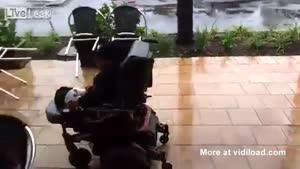 Wheelchair Drifting