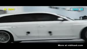 Audi Paintball Battle