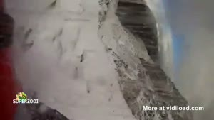 Ice Climbing Gone Wrong