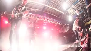 Stage Dive Fail