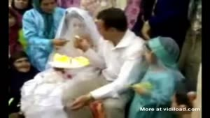 Bride Gets Slapped In The Face