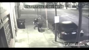 Guy Disarms Shotgun During Robbery In New Orleans