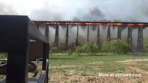Bridge In Texas Collapses