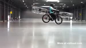 Flying Motorcycle