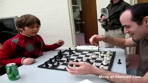 10yo Kid Beats International Chess Master
