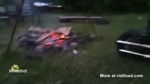 How To Light Up Your Bonfire
