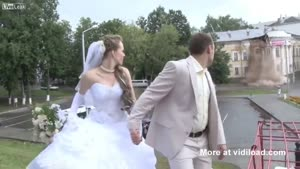 Wedding Interrupted By Collapsing Building