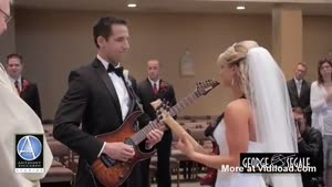 Heavy Metal Wedding