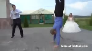 Wedding Dance Battle
