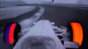 Formula 1 Thermal Onboard Camera View