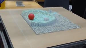 Crazy Morphing Magic Table Surface