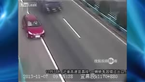 Driving Backwards On The Highway