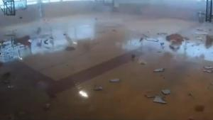 Tornado Destroys School