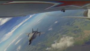 Awesome Go-Pro Footage On Mig-31