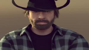 Chuck Norris Wishes You Happy Holidays