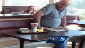 Man Loses 37lb At McDonald's