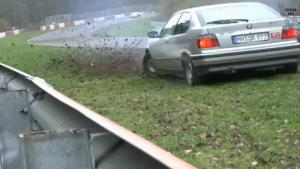 2013's Silliest Nurburgring Crashes