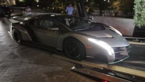 4 Million Dollar Lamborghini Delivery