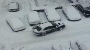 Winter Weather And Cars