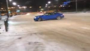 How Not To Drift A New Audi