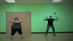 Fat Girl Can Dance!