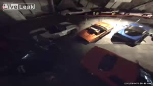 Corvettes Swallowed By Sinkhole