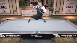 Insane Billiard Trick Shots
