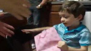 Kid Gets Dumbest Present Ever