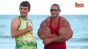 Synthol Freak Is Smalltown Celebrity