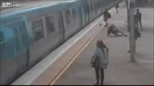 The Teen That Jumped From The Train