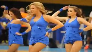 Lithuania Cheerleaders