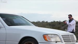 Testing A 20-Year-Old Bulletproof Mercedes