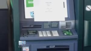 Hobo Gets 37.000 $ From ATM