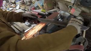 Turning Old Saw Into Machete