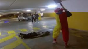 Killer Clown Prank Goes Too Far