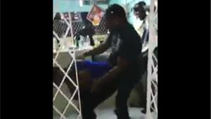 Man Loses Leg While Dancing
