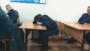 No Sleeping In Class