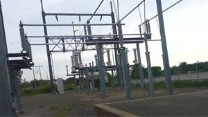 Surprise In Power Substation