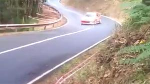Hillclimb Crash