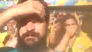 Brazilian Soccer Fan Farting