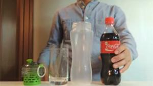 Turning Coke Into Water