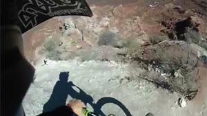 Insane Mountainbike Trail
