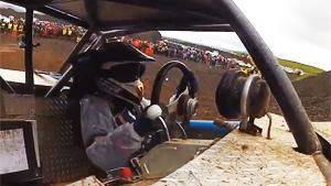 Steering Wheel Fail On Hill Climb